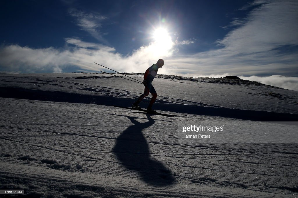 Winter Games NZ - Day 1: X-Country Skiing Sprint Freestyle