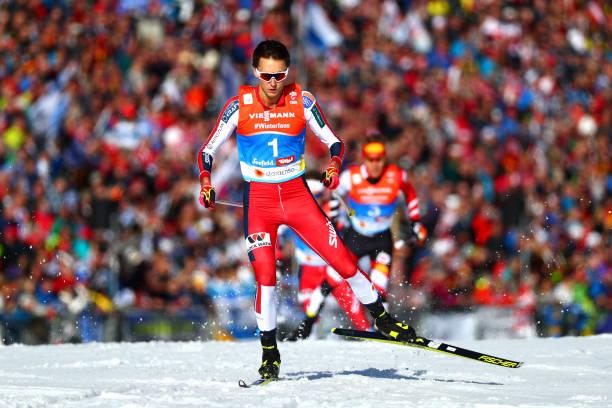 AUT: FIS Nordic World Ski Championships - Men's Nordic Combined HS109/10km