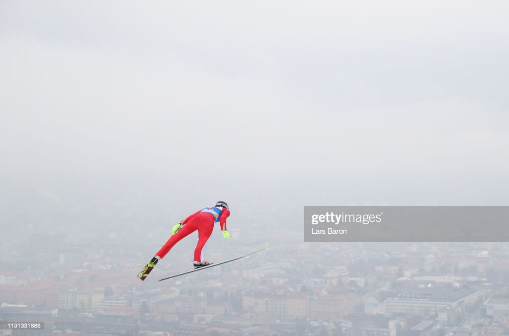 AUT: FIS Nordic World Ski Championships - Men's Nordic Combined HS130/10km