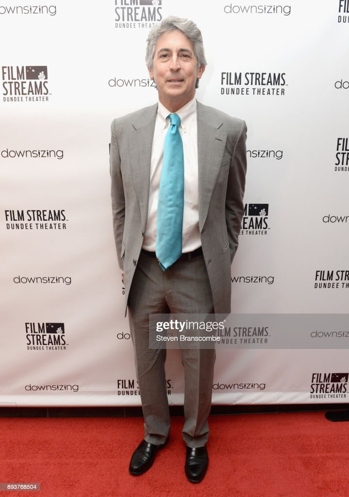 Alexander Payne attends the 'Downsizing' special screening at Dundee Theater on December 15, 2017 in Omaha, United States.