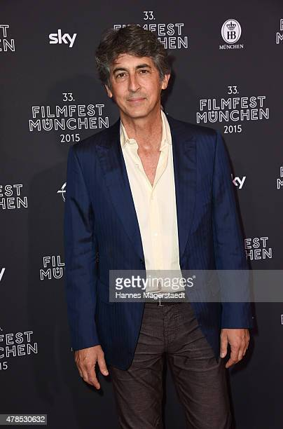 Alexander Payne attends the Opening Night of the Munich Film Festival 2015 at Mathaeser Filmpalast on June 25 2015 in Munich Germany