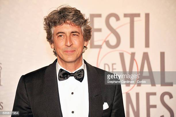 Alexander Payne attends the 'Palme D'Or Winners dinner' during the 66th Cannes International Film Festival