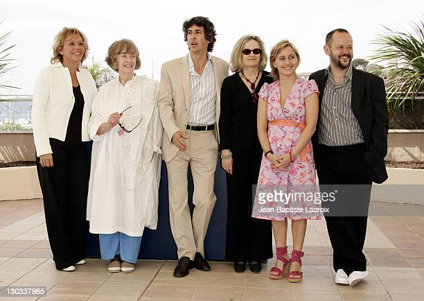 Alexander Payne Betsy Blair Sandra Den Hamer Katia Chapoutier Genevieve Welcomme Gilles Marchand and Eduardo Antin