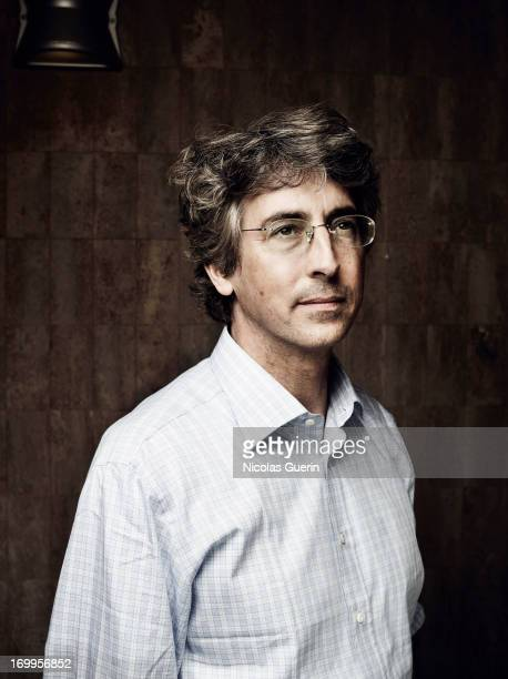 Alexander Payne is photographed for Self Assignment on May 20 2013 in Cannes France