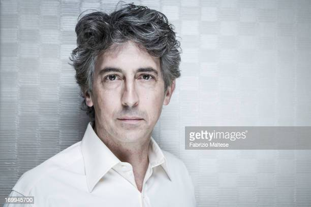 Alexander Payne is photographed for The Hollywood Reporter on May 20 2013 in Cannes France