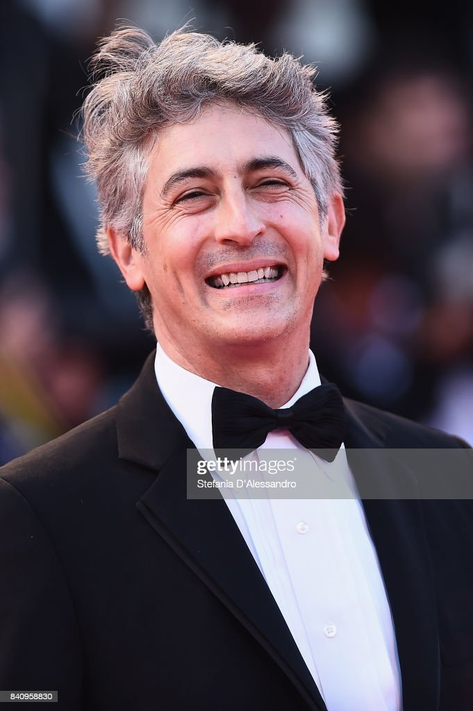 Alexander Payne walks the red carpet ahead of the 'Downsizing' screening and Opening Ceremony during the 74th Venice Film Festival at Sala Grande on August 30, 2017 in Venice, Italy.