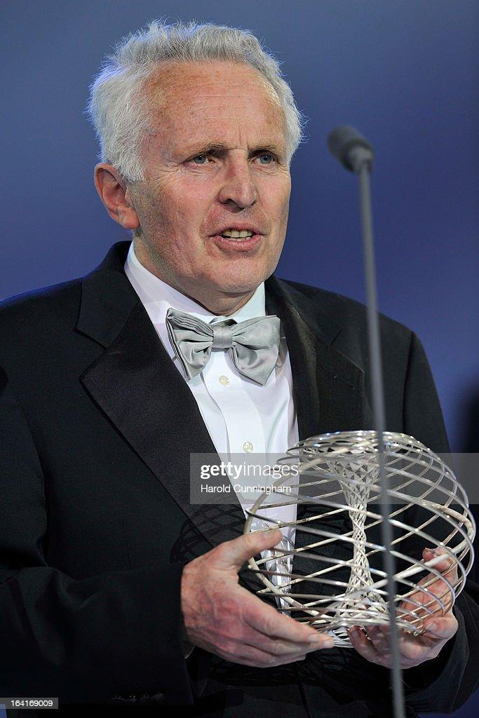 Fundamental Physics Prize Foundation Inaugural Prize Ceremony : News Photo