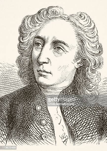 Alexander Pope 1688 to 1744 English poet and satirist From The National and Domestic History of England by William Aubrey published London circa 1890
