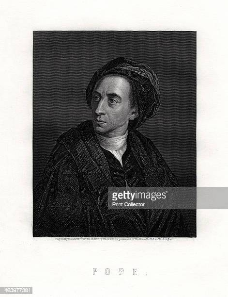 Alexander Pope English poet 19th century Pope is considered one of the greatest English poets of the eighteenth century