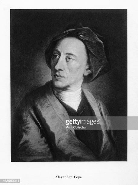 Alexander Pope English poet Pope was one of the most influential poets of the eighteenth century
