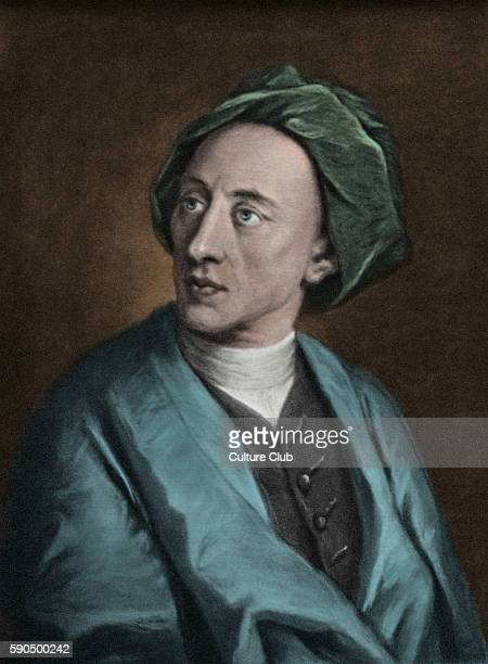 Alexander Pope portrait 21 May 1688 30 May 1744 portrait by William Hoare
