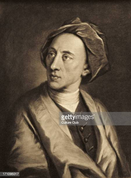 Alexander Pope portrait May 21 1688 May 30 1744 portrait by William Hoare