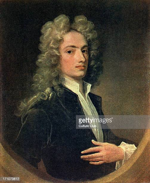 Alexander Pope portrait Portrait by Charles Jervas English author poet 21 May 1688 30 May 1744
