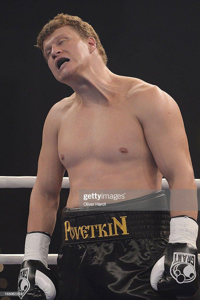 Alexander Povetkin v Hasim Rahman - WBA Boxing World Championship