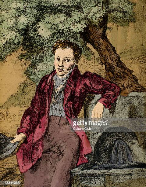 Alexander Pushkin in Crimea 1820 Russian poet dramatist and novelist 17901837 Music inspired by his work includes Eugene Onegin Queen of Spades...