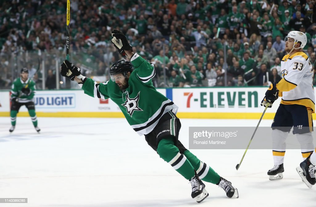 TX: Nashville Predators v Dallas Stars - Game Four