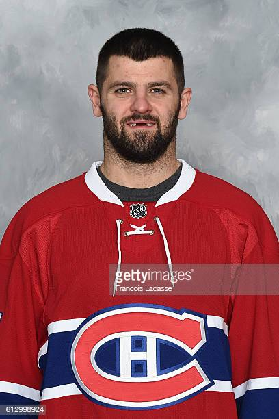 Alexander Radulov of the Montreal Canadiens poses for his official headshot for the 20162017 season on September 22 2016 at the Bell Sports Complex...