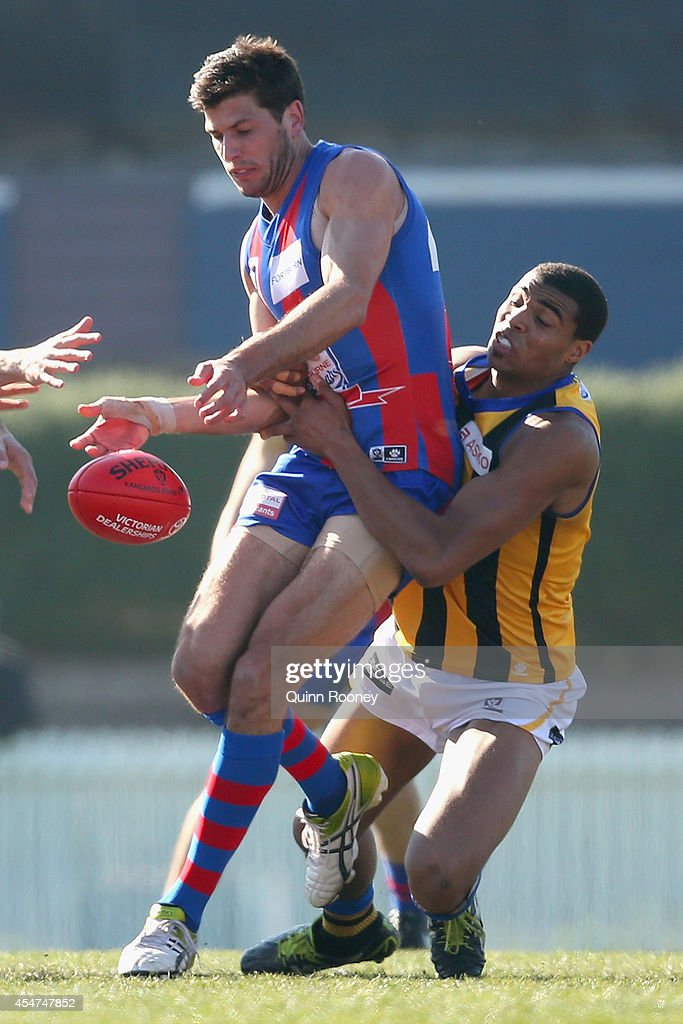 Port Melbourne v Sandringham - VFL Semi Final