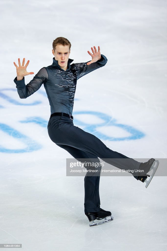 FRA: ISU Grand Prix of Figure Skating Internationaux de France