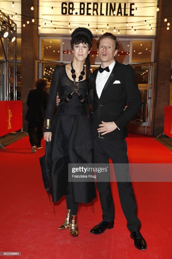 'Partisan' Premiere - 68th Berlinale International Film Festival