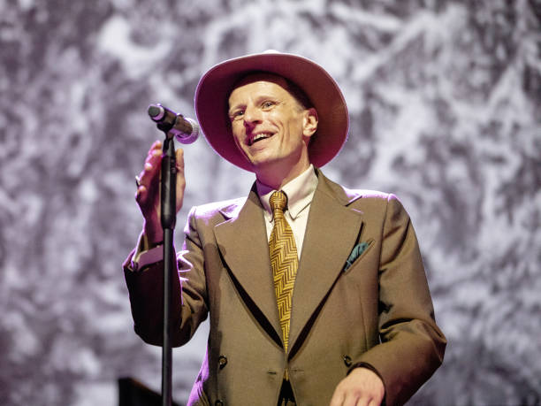 DEU: Alexander Scheer Performs In Berlin