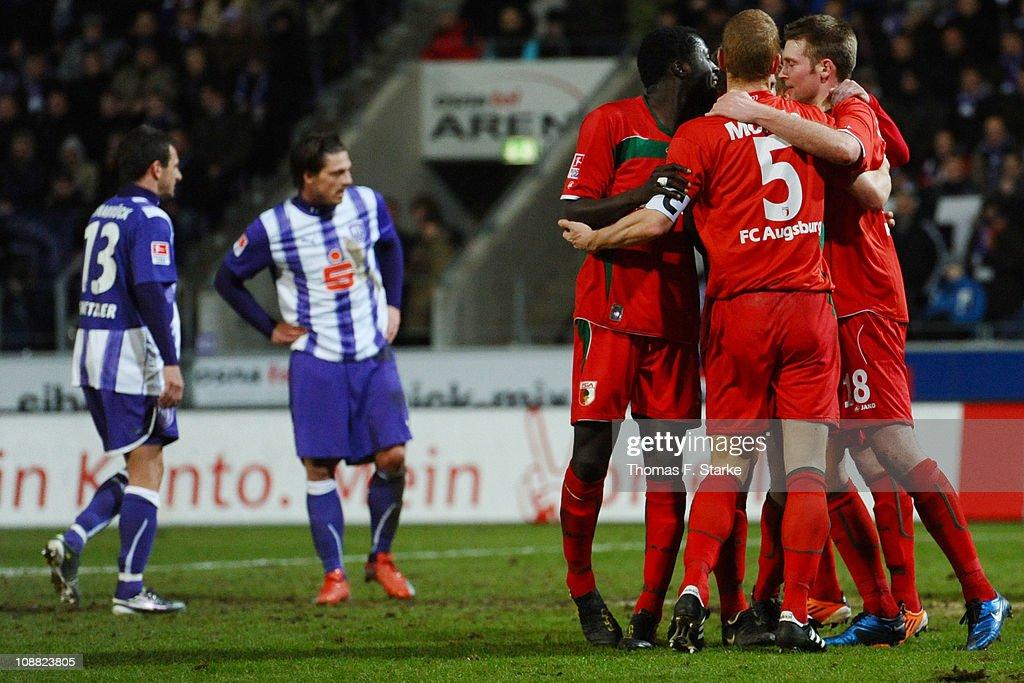 VfL Osnabrueck v FC Augsburg - 2. Bundesliga