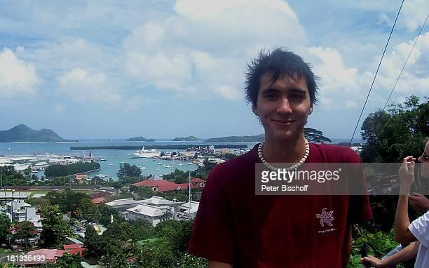 Alexander Scholz , Landgang, Ausflug nach Victoria, Nordmahe, Seychellen, Afrika, Urlaub, Ausblick,