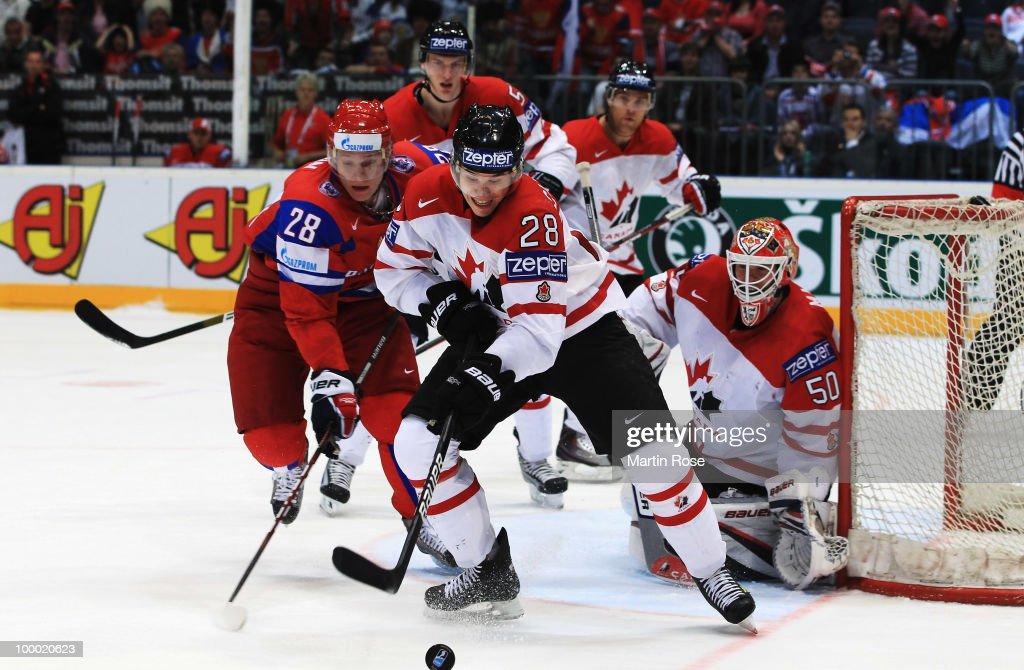 Russia v Canada - 2010 IIHF World Championship