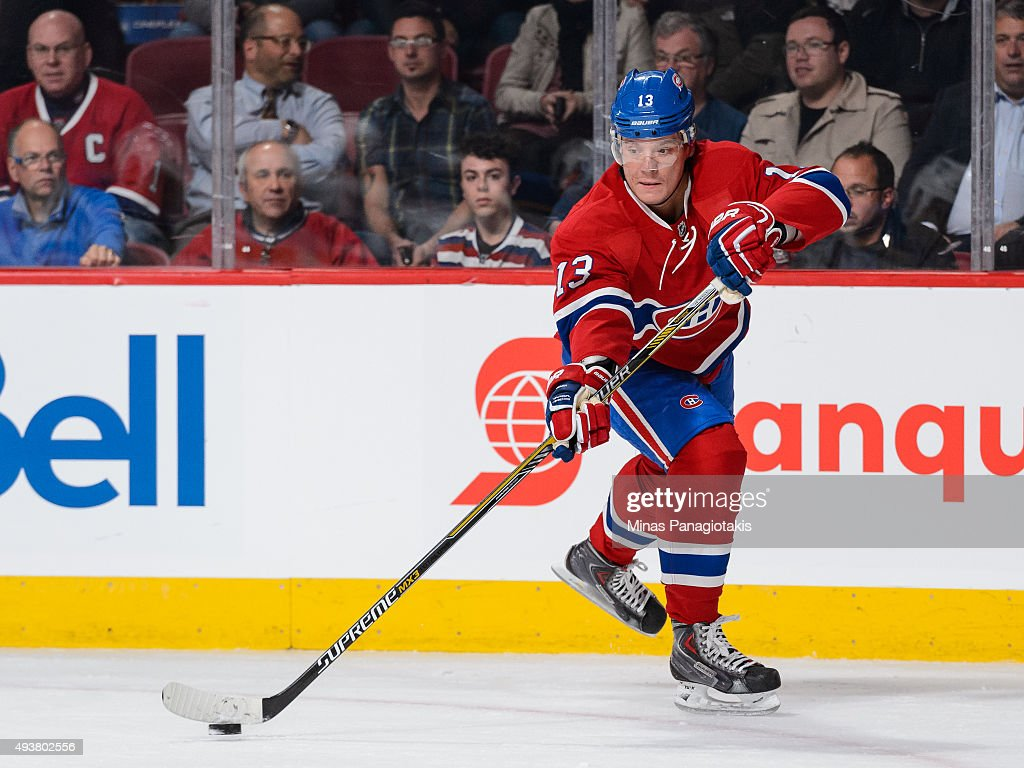 St Louis Blues v Montreal Canadiens : News Photo