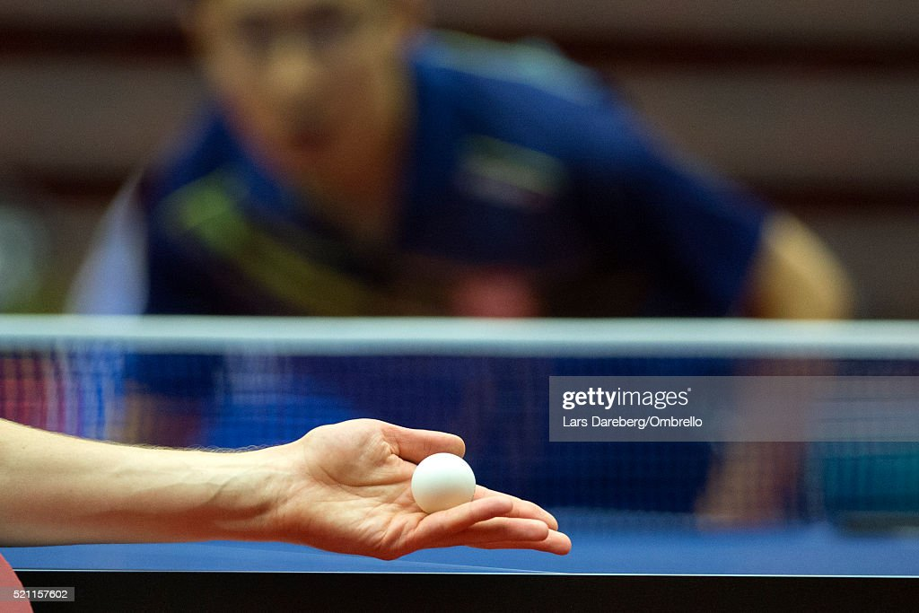 2016 ITTF European Olympic Qualification Tournament