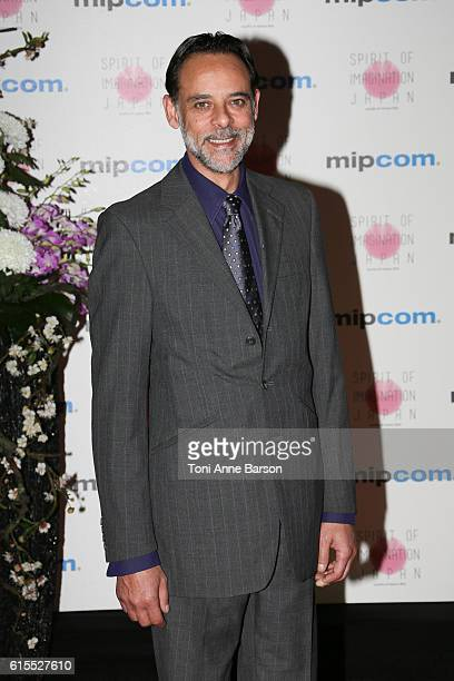 Alexander Siddig attends MIPCOM Opening Party at Martinez Hotel on October 17 2016 in Cannes France