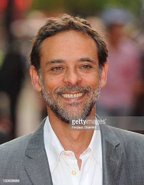 Alexander Siddig attends the World Premiere of 421 at Empire Leicester Square on May 25 2010 in London England
