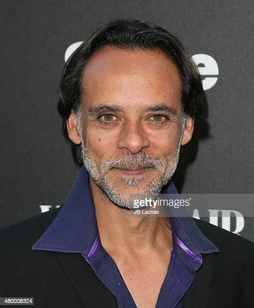 Alexander Siddig attends Vanity Fair and Spike TV celebrate the premiere of the new series 'TUT' held at Chateau Marmont on July 8 2015 in Los...