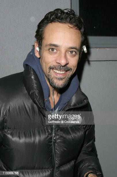 Alexander Siddig during Kim Cattrall and Cast of 'Whose Life Is It Anyways' PostShow Departures January 20 2005 at Duke of York's Theatre in London...
