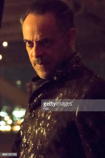 Alexander Siddig in the A Dark Knight No Mans Land season finale episode of GOTHAM airing Thursday May 17 on FOX