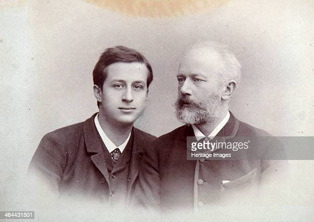 Alexander Siloti Russian pianist and conductor and Peter Tchaikovsky Russian composer 1888 Tchaikovsky wrote music across a broad range of genres...