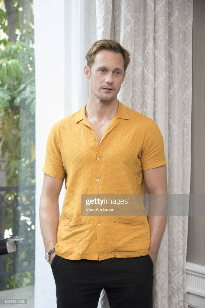 """The Little Drummer Girl"" Press Conference : News Photo"