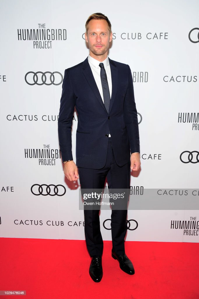 """Audi Canada And Cactus Club Host The Post-Screening Event For """"The Hummingbird Project"""" During The Toronto International Film Festival : News Photo"""