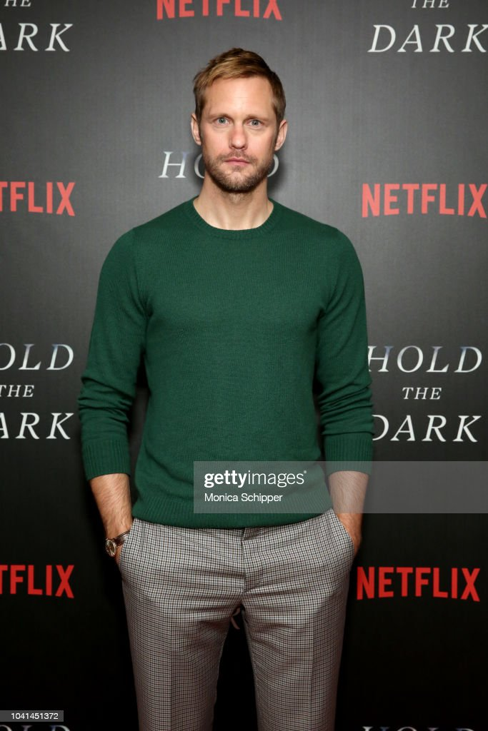 """""""Hold The Dark"""" - NY Film Screening : News Photo"""