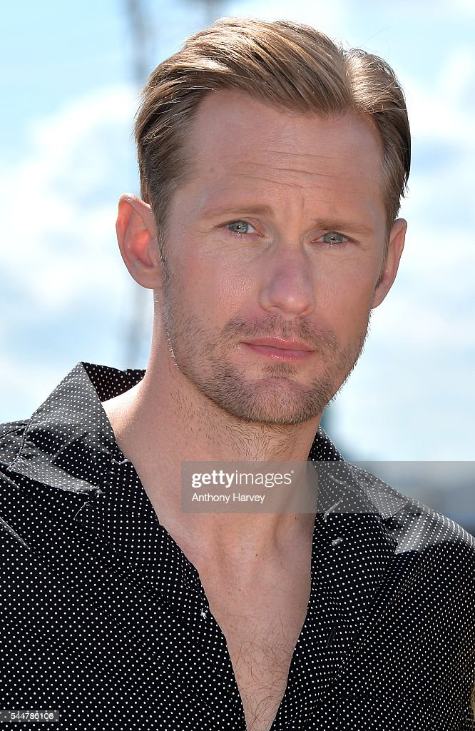 Alexander Skarsgard attends the photocall for 'The Legend Of Tarzan' at Corinthia London on July 4, 2016 in London, England.
