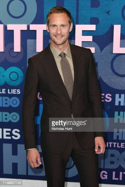 "Alexander Skarsgard attends the season 2 premiere of ""Big Little Lies"" at Jazz at Lincoln Center on May 29, 2019 in New York City."