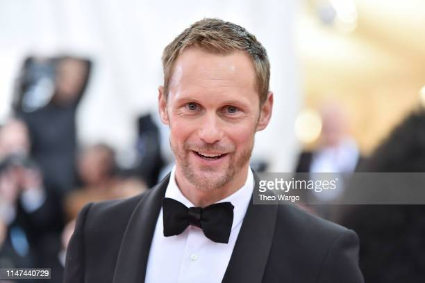 Alexander Skarsgård attends The 2019 Met Gala Celebrating Camp: Notes on Fashion at Metropolitan Museum of Art on May 06, 2019 in New York City.