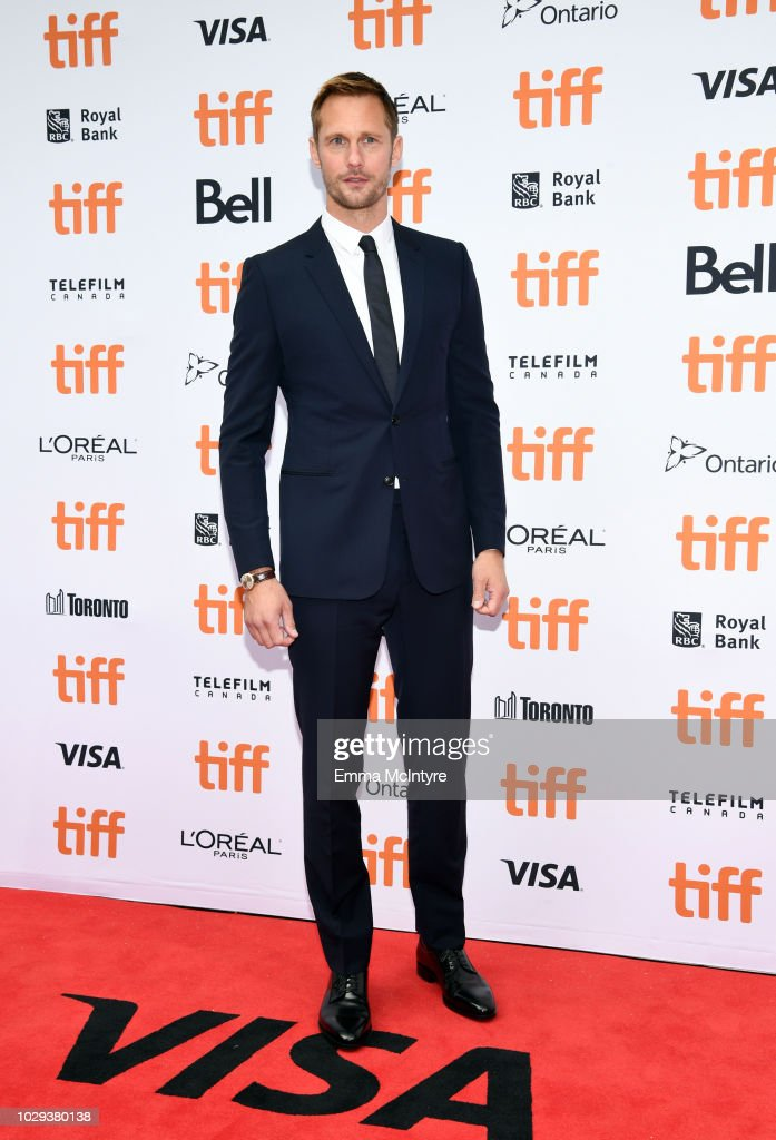 "2018 Toronto International Film Festival - ""The Hummingbird Project"" Premiere : ニュース写真"
