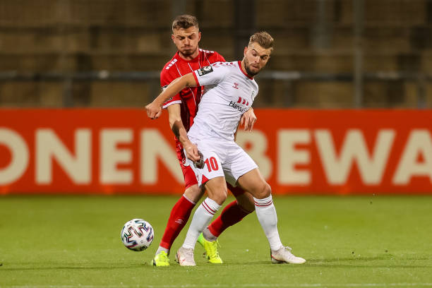 DEU: Tuerkguecue Muenchen v VfB Luebeck - 3. Liga