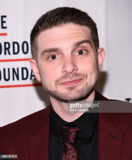 Alexander Soros attends the 2017 Gordon Parks Foundation Awards Gala at Cipriani 42nd Street on June 6 2017 in New York City