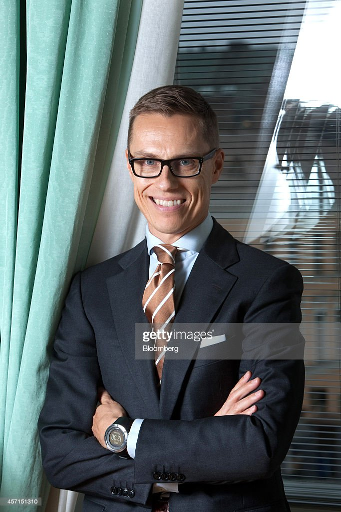 Finland's Prime Minister Alexander Stubb Interview Following Rating Downgrade By Standard & Poor's