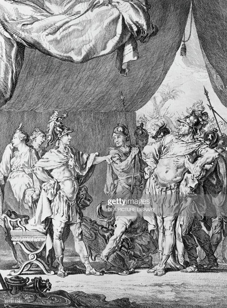 alexander the great tragedy by jean racine pictures getty images