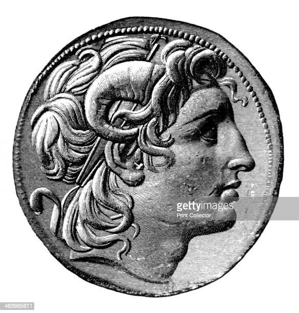 Alexander the Great of Macedonia From Imhoof Blumer's Portrait Heads on Coins of Hellenic Nations In only 13 years Alexander III of Macedon conquered...