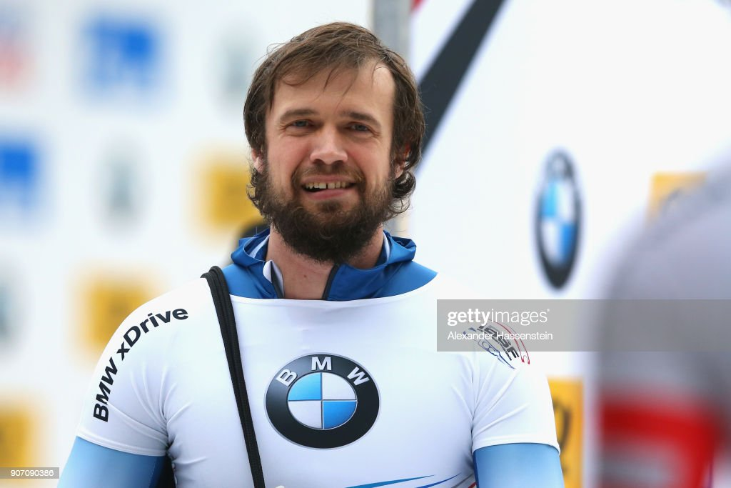 BMW IBSF World Cup Koenigssee Day 1 : ニュース写真