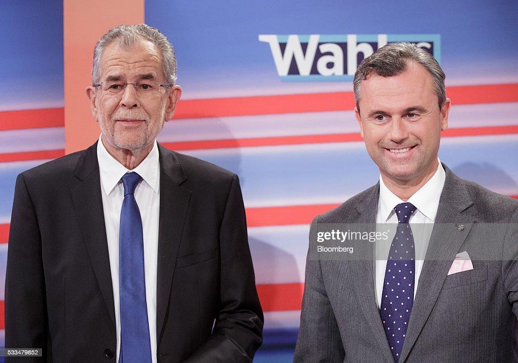 Austrians Vote In Presidential Runoff Election